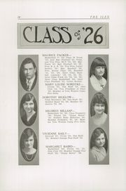 Page 16, 1926 Edition, Woodland High School - Ilex Yearbook (Woodland, CA) online yearbook collection