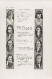 Page 17, 1926 Edition, Woodland High School - Ilex Yearbook (Woodland, CA) online yearbook collection