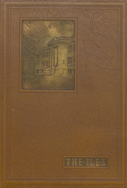 1931 Edition, Woodland High School - Ilex Yearbook (Woodland, CA)