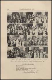Page 40, 1932 Edition, Woodland High School - Ilex Yearbook (Woodland, CA) online yearbook collection