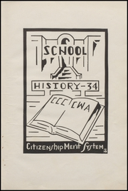 Page 11, 1934 Edition, Woodland High School - Ilex Yearbook (Woodland, CA) online yearbook collection