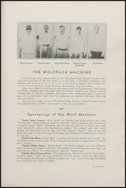 Page 73, 1934 Edition, Woodland High School - Ilex Yearbook (Woodland, CA) online yearbook collection