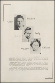 Page 11, 1936 Edition, Woodland High School - Ilex Yearbook (Woodland, CA) online yearbook collection