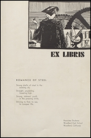 Page 7, 1936 Edition, Woodland High School - Ilex Yearbook (Woodland, CA) online yearbook collection
