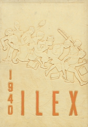 1940 Edition, Woodland High School - Ilex Yearbook (Woodland, CA)