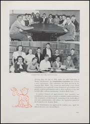 Page 13, 1940 Edition, Woodland High School - Ilex Yearbook (Woodland, CA) online yearbook collection