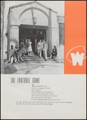 Page 7, 1940 Edition, Woodland High School - Ilex Yearbook (Woodland, CA) online yearbook collection