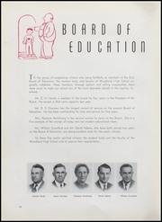 Page 10, 1941 Edition, Woodland High School - Ilex Yearbook (Woodland, CA) online yearbook collection