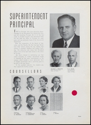 Page 11, 1941 Edition, Woodland High School - Ilex Yearbook (Woodland, CA) online yearbook collection