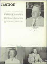 Page 11, 1954 Edition, Woodland High School - Ilex Yearbook (Woodland, CA) online yearbook collection