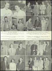 Page 13, 1954 Edition, Woodland High School - Ilex Yearbook (Woodland, CA) online yearbook collection