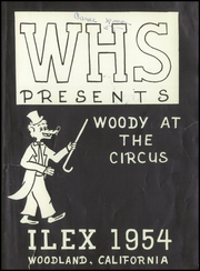 Page 5, 1954 Edition, Woodland High School - Ilex Yearbook (Woodland, CA) online yearbook collection