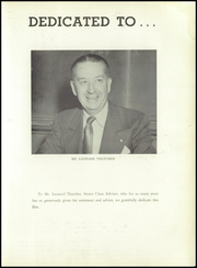 Page 9, 1954 Edition, Woodland High School - Ilex Yearbook (Woodland, CA) online yearbook collection