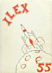 Page 1, 1955 Edition, Woodland High School - Ilex Yearbook (Woodland, CA) online yearbook collection