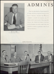 Page 10, 1955 Edition, Woodland High School - Ilex Yearbook (Woodland, CA) online yearbook collection