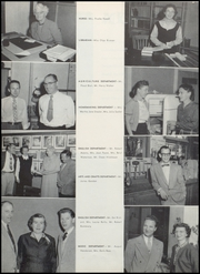Page 12, 1955 Edition, Woodland High School - Ilex Yearbook (Woodland, CA) online yearbook collection