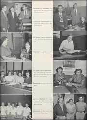 Page 14, 1955 Edition, Woodland High School - Ilex Yearbook (Woodland, CA) online yearbook collection