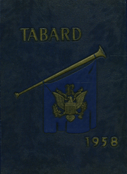 1958 Edition, Ridgewood Military Academy - Tabard Yearbook (Woodland Hills, CA)