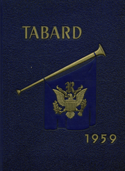 1959 Edition, Ridgewood Military Academy - Tabard Yearbook (Woodland Hills, CA)