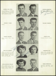 Page 19, 1952 Edition, Yuba City High School - Honker Yearbook (Yuba City, CA) online yearbook collection