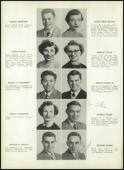 Page 20, 1952 Edition, Yuba City High School - Honker Yearbook (Yuba City, CA) online yearbook collection