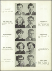 Page 21, 1952 Edition, Yuba City High School - Honker Yearbook (Yuba City, CA) online yearbook collection