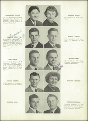 Page 23, 1952 Edition, Yuba City High School - Honker Yearbook (Yuba City, CA) online yearbook collection