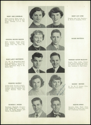 Page 24, 1952 Edition, Yuba City High School - Honker Yearbook (Yuba City, CA) online yearbook collection