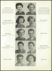 Page 25, 1952 Edition, Yuba City High School - Honker Yearbook (Yuba City, CA) online yearbook collection