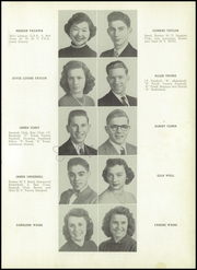 Page 29, 1952 Edition, Yuba City High School - Honker Yearbook (Yuba City, CA) online yearbook collection