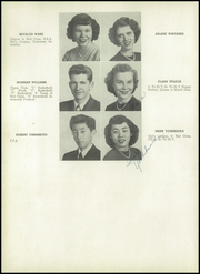 Page 30, 1952 Edition, Yuba City High School - Honker Yearbook (Yuba City, CA) online yearbook collection