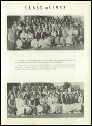 Page 33, 1952 Edition, Yuba City High School - Honker Yearbook (Yuba City, CA) online yearbook collection