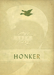 1954 Edition, Yuba City High School - Honker Yearbook (Yuba City, CA)