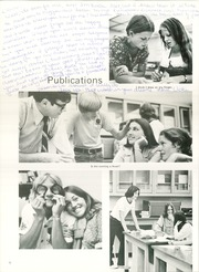 Page 16, 1975 Edition, Yucaipa High School - El Conquistador Yearbook (Yucaipa, CA) online yearbook collection