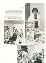 Page 34, 1975 Edition, Yucaipa High School - El Conquistador Yearbook (Yucaipa, CA) online yearbook collection