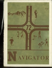 1972 Edition, Chester Nimitz Middle School - Navigator Yearbook (Huntington Park, CA)