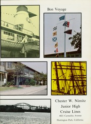 Page 5, 1979 Edition, Chester Nimitz Middle School - Navigator Yearbook (Huntington Park, CA) online yearbook collection