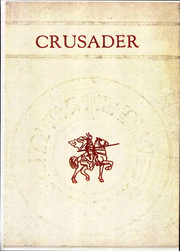 1970 Edition, Crescent Junior High School - Crusader Yearbook (Buena Park, CA)