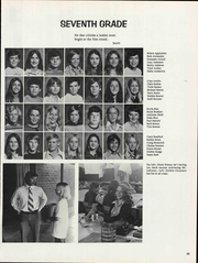 Page 39, 1975 Edition, Dana Junior High School - Anchor Yearbook (Arcadia, CA) online yearbook collection