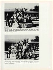 Page 49, 1975 Edition, Dana Junior High School - Anchor Yearbook (Arcadia, CA) online yearbook collection