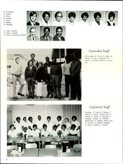 Page 10, 1970 Edition, Edwin Markham Junior High School - Laureate Yearbook (Los Angeles, CA) online yearbook collection