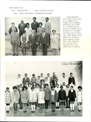 Page 12, 1970 Edition, Edwin Markham Junior High School - Laureate Yearbook (Los Angeles, CA) online yearbook collection