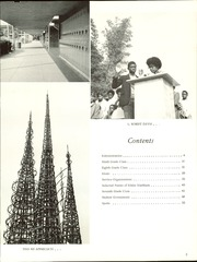 Page 5, 1970 Edition, Edwin Markham Junior High School - Laureate Yearbook (Los Angeles, CA) online yearbook collection