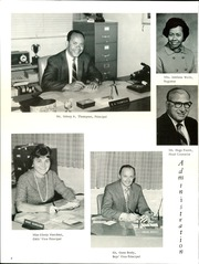 Page 6, 1970 Edition, Edwin Markham Junior High School - Laureate Yearbook (Los Angeles, CA) online yearbook collection