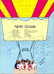 Page 7, 1987 Edition, Letha Raney Intermediate School - Yearbook (Corona, CA) online yearbook collection