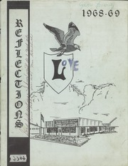 1969 Edition, Lincoln Middle School - Reflections Yearbook (Stockton, CA)