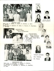 Page 22, 1969 Edition, Lincoln Middle School - Reflections Yearbook (Stockton, CA) online yearbook collection