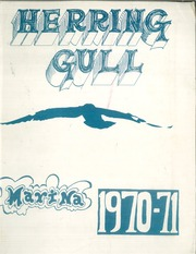 Page 1, 1971 Edition, Los Arboles Junior High School - Herring Gull Yearbook (Marina, CA) online yearbook collection
