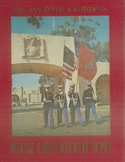 Page 1, 1968 Edition, Marine Corps Recruit Depot - Yearbook (San Diego, CA) online yearbook collection