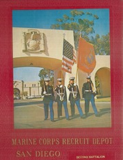 Page 1, 1975 Edition, Marine Corps Recruit Depot - Yearbook (San Diego, CA) online yearbook collection